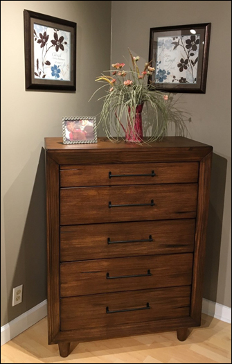 Denver Chest of Drawers