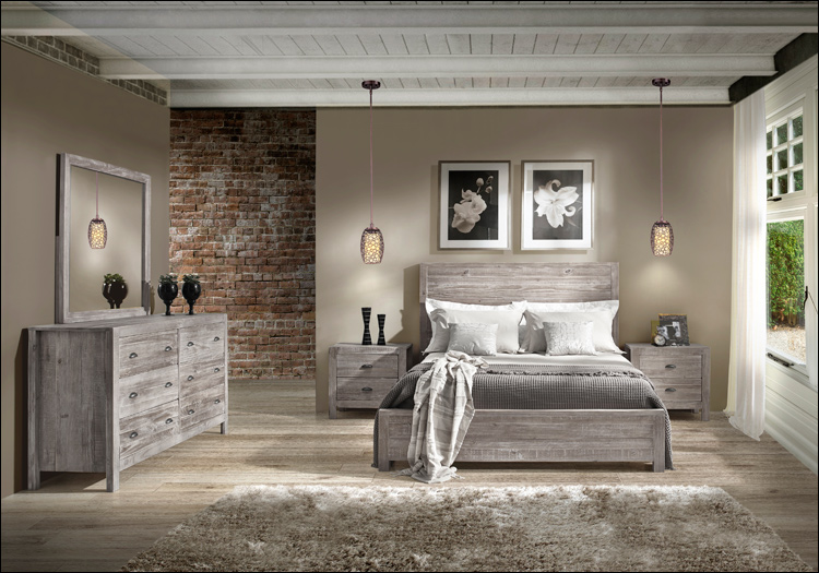 Montauk Collection - NEW Rustic Grey